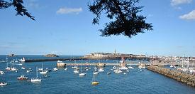 Saint Malo - Una città sul mare