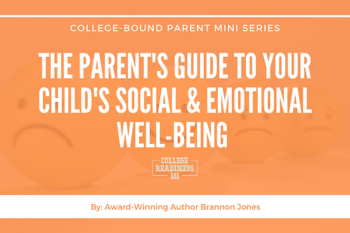 Your Child's Social & Emotional Well-Being
