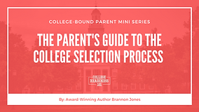 The Collaborative College Selection Proc