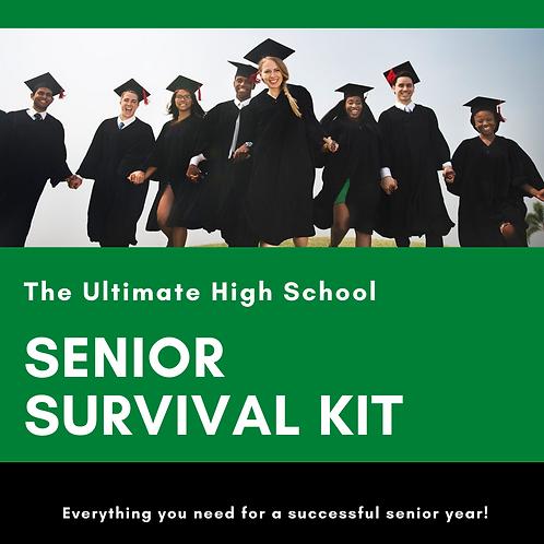 Senior Year Survival Kit