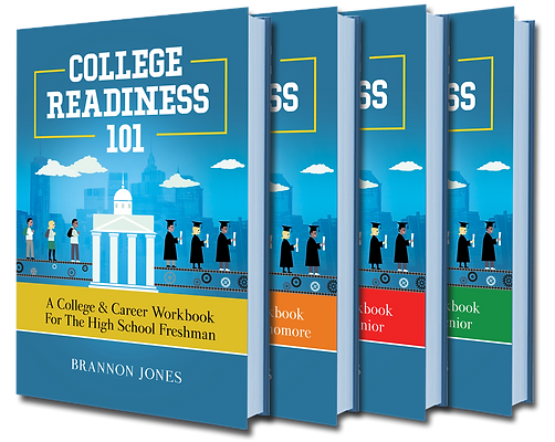 4-Part High School College Readiness 101 Paperback Set