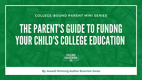 Funding Your Child's College Education F
