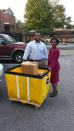 Atlanta Mission Donation