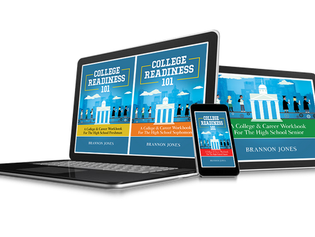 What's New - Orders of College Readiness 101 Are In!