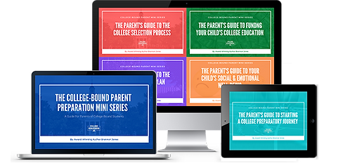The 5-Part College-Bound Parent Series