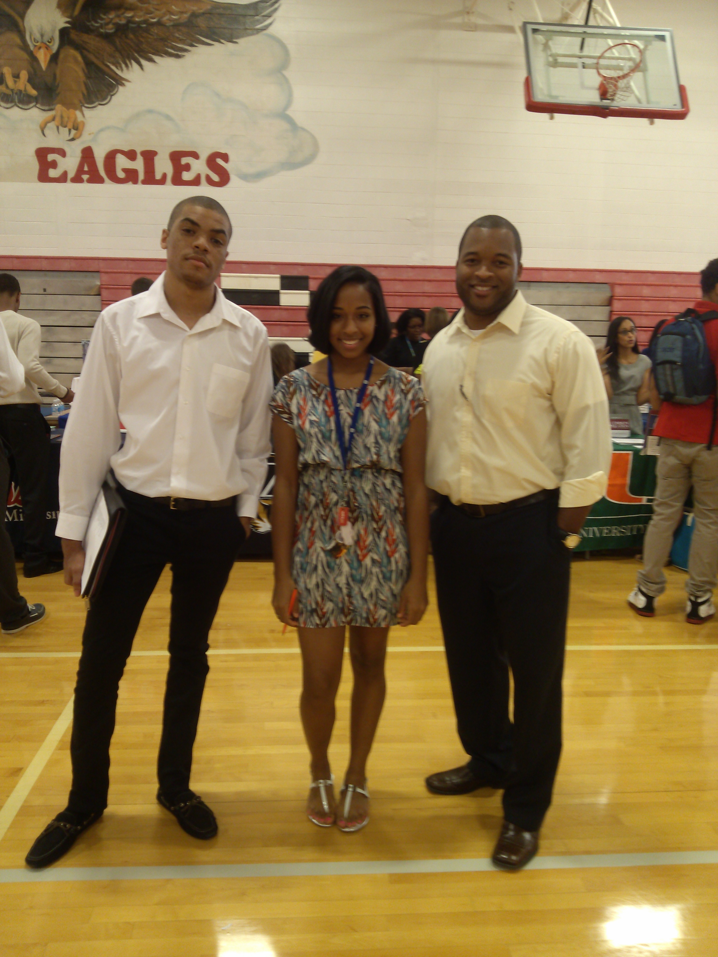 Woodward Academy College Fair