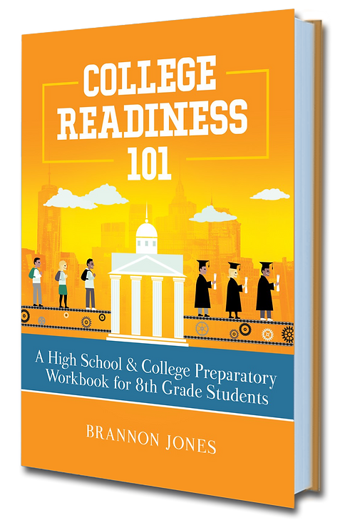 College Readiness 101 8th Grade Paperback