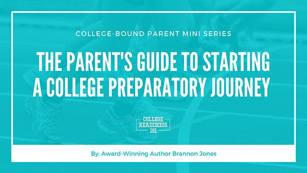 Starting A College Preparatory Journey F