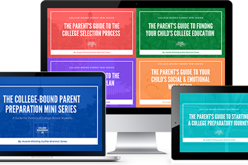 5-Part College-Bound Parent Mini Series
