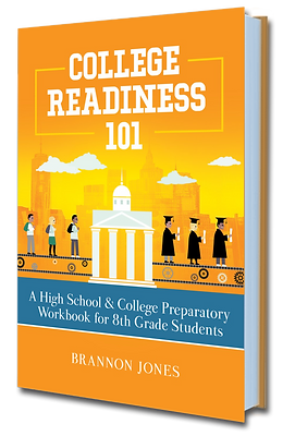 College Readiness 101 8th Grade Paperback Workbook