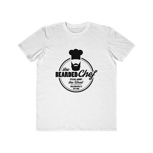 The Bearded Chef Logo T-Shirt
