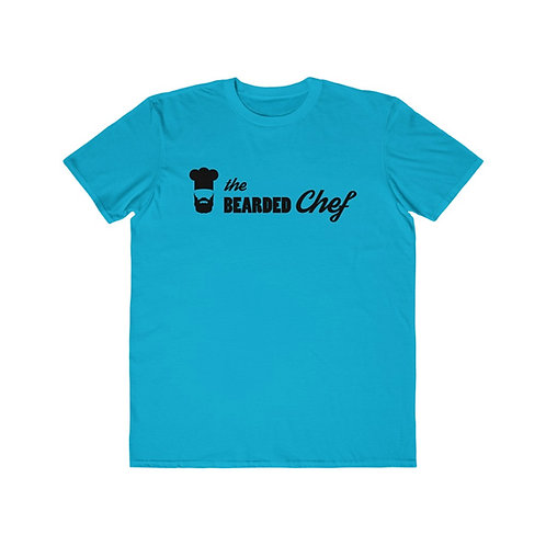 The Bearded Chef Organic Logo T-Shirt