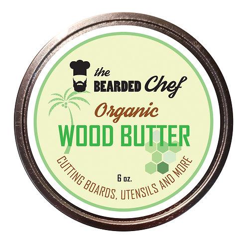 Organic Wood Butter