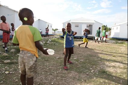GVS at SOS Children's Village, Haiti