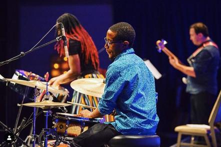 Kelton Norris, drum teacher
