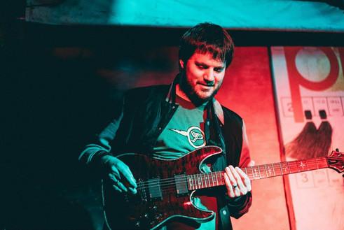 Jason Berman, Guitar Teacher