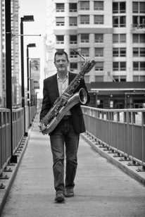 Ted Hogarth, saxophone teacher