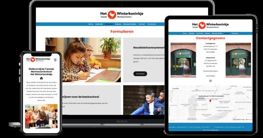 Website Design & Fotografie