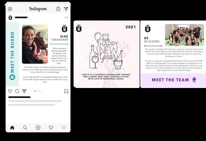 Design - Social Media posts