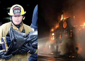 117 Year Old Synagogue Destroyed in Early Morning Fire
