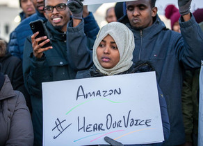 Somali Amazon Workers Plan to Strike on Prime Day