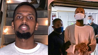 Immigration and Customs Enforcement Reports Removing 39 Citizens of Somalia From the U.S.