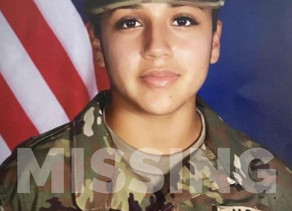 UPDATED! MISSING for Over Two Months:  Private First Class Vanessa Guillen
