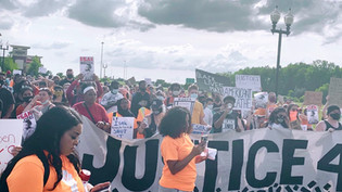Peaceful March for Isak Aden and Somali Independence Day in Eagan