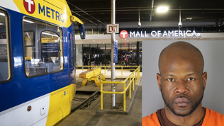 Woman Sexually Assaulted at Mall of America Light-Rail Station by Convicted Murderer/ Sex Offender