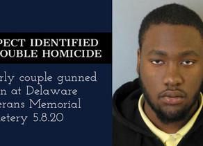 Suspect Identified in Double Homicide of Elderly Couple at Delaware Veterans Memorial Cemetery