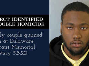 Suspect Identified in Double Homicide of Elderly Couple at Delaware Veterans Memorial Cemetery