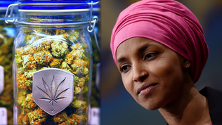 "Rep. Ilhan Omar to Push for Cannabis Legalization in Upcoming ""Coffee and Kulan"""