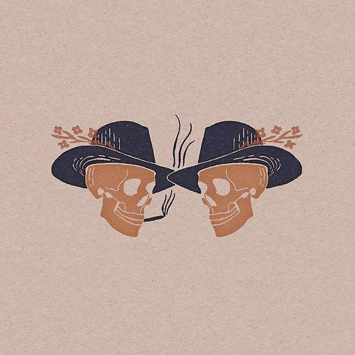 Dead Ringer 12 x 12 Print