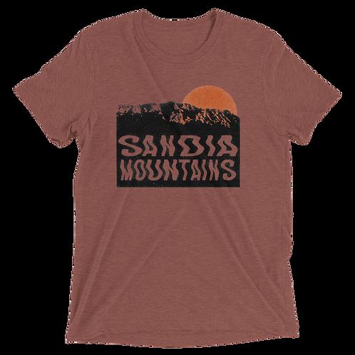 Sandia Mountain Short Sleeve T-Shirt