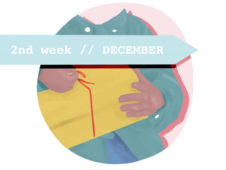 2nd week// DECEMBER