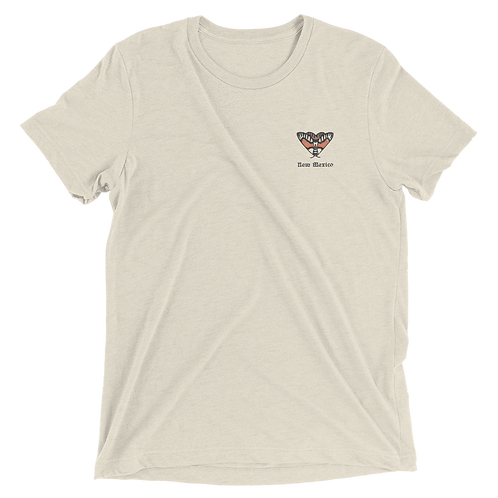 New Mexico Moth Short Sleeve T-Shirt