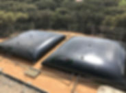 Flexible Pillow Tank for liquid fertilizers storage