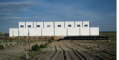 Cisternas flexibles, depósitos flexibles, para el almacenamiento de agua pluvial