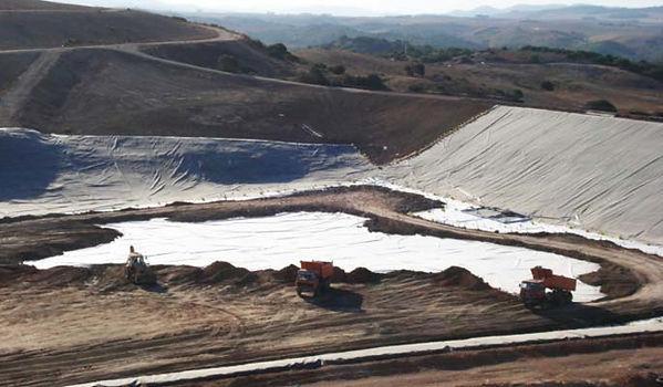 landfills, waterproofing of landfills, waste water, waste protectionlandfills, waterproofing of landfills, waste water, waste protection