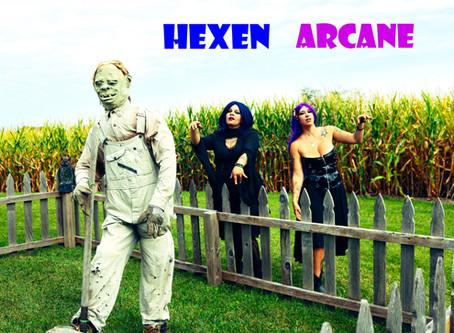 Hexen Arcane Trip to the Pumpkin Patch