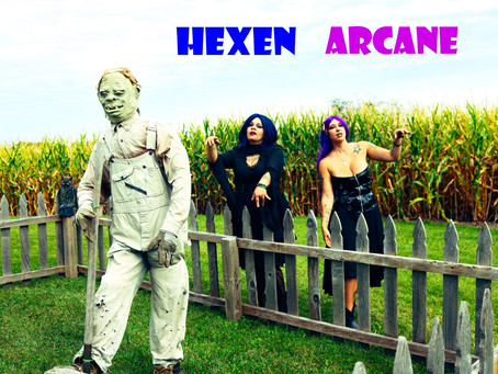 Hexen Arcane Trip to the Pumpkin Patch