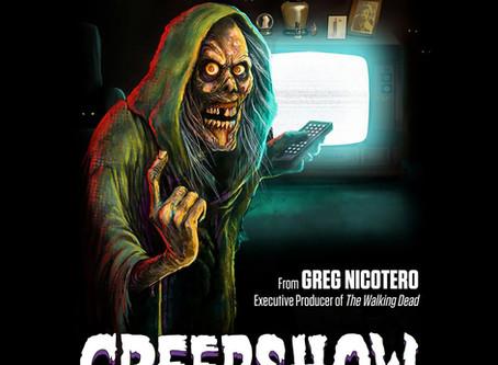 Creepshow on Shudder