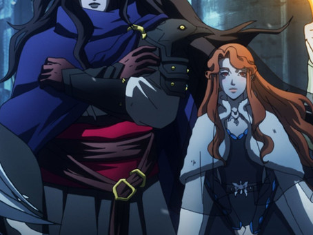 Castlevania TV Series Review