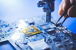 microchip-installation-on-cpu-board-NKC5