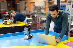 young-student-of-mechatronics-working-on