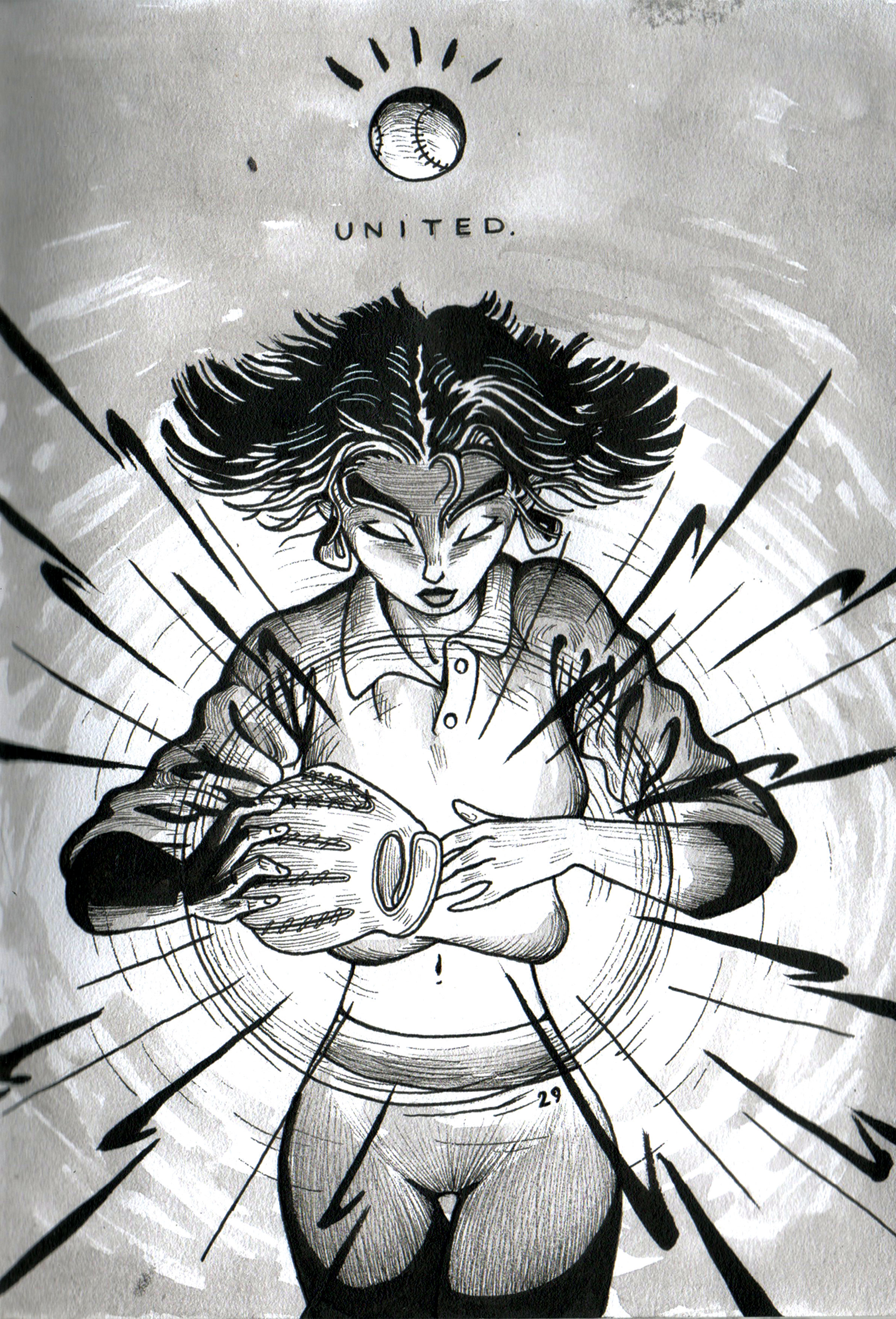 Inktober 2018 - united