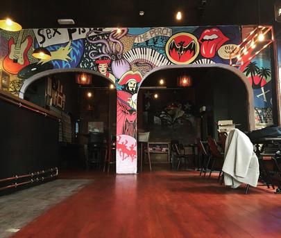 The perch Cocktail Bar