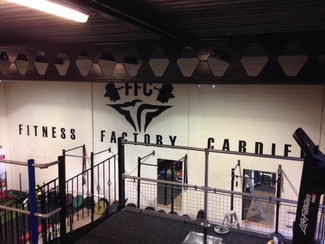 Fitness Factory Cardiff Gym