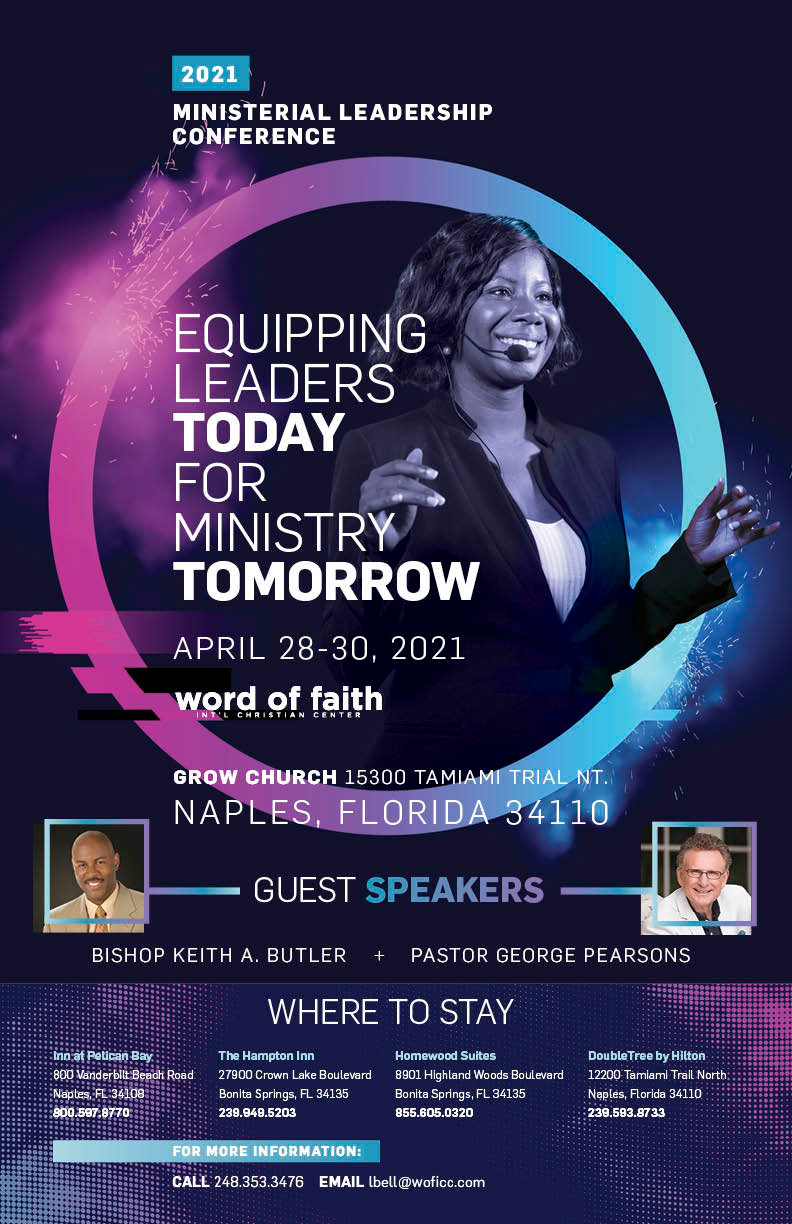 2021 ministerial leadership conference 2
