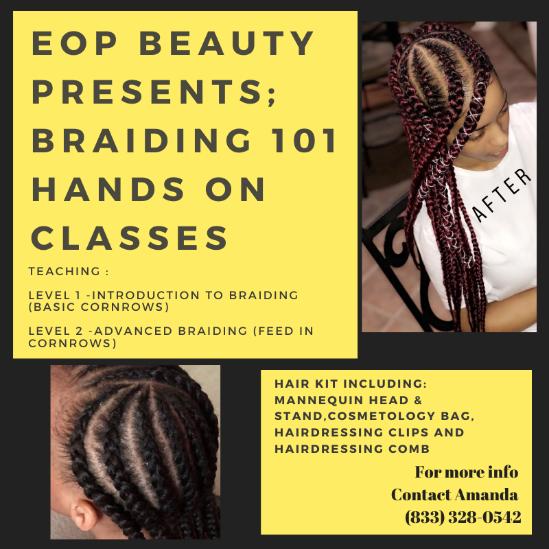 INTRODUCTION TO BRAIDING